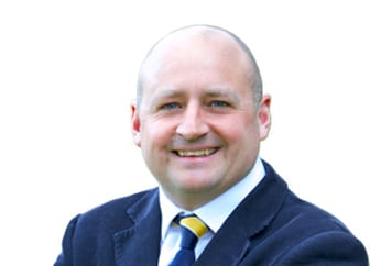 Mark Howell-Vice President of UK and Ireland Operations