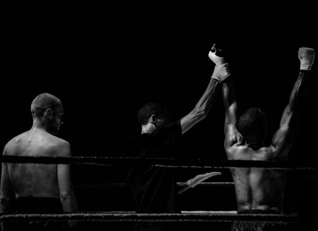 boxing and deception